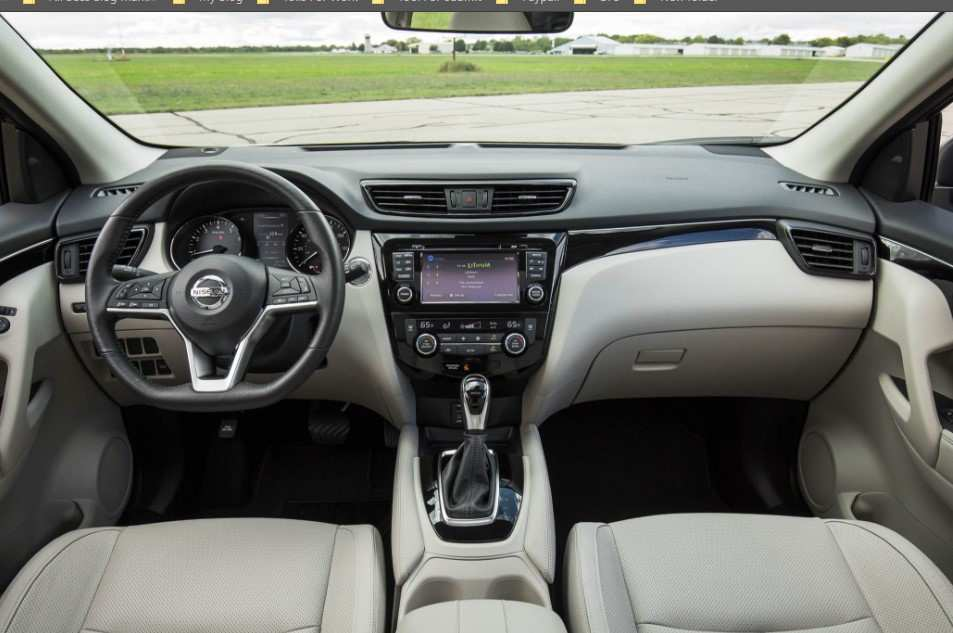 88 Concept of Nissan Rogue 2020 Interior First Drive for Nissan Rogue 2020 Interior