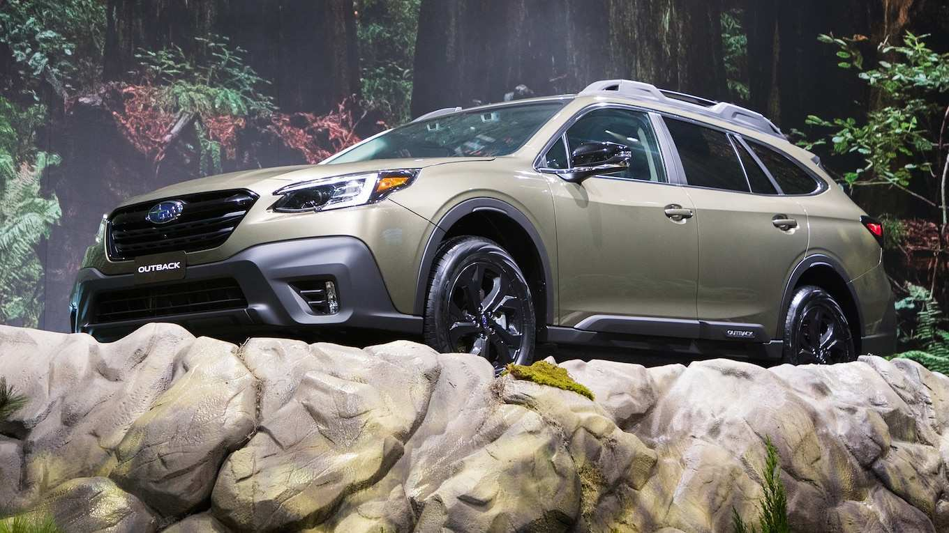 88 Concept of Subaru Outback 2020 Japan New Concept with Subaru Outback 2020 Japan