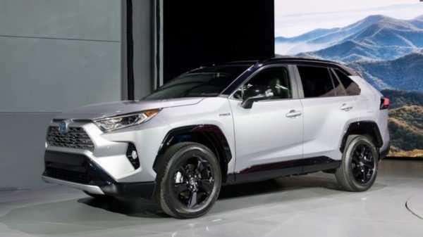 88 Concept of Toyota Rav4 Hybrid 2020 Review with Toyota Rav4 Hybrid 2020