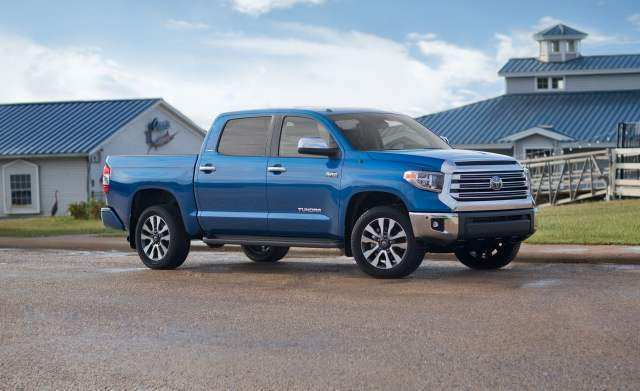88 Concept of Toyota Tundra 2020 New Review for Toyota Tundra 2020