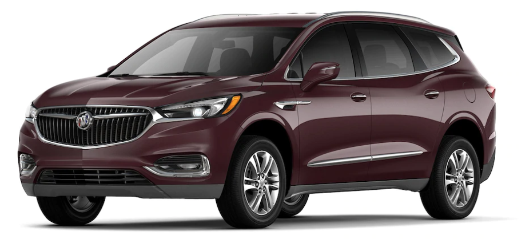 88 Gallery of 2020 Buick Enclave Avenir Colors Release for 2020 Buick Enclave Avenir Colors