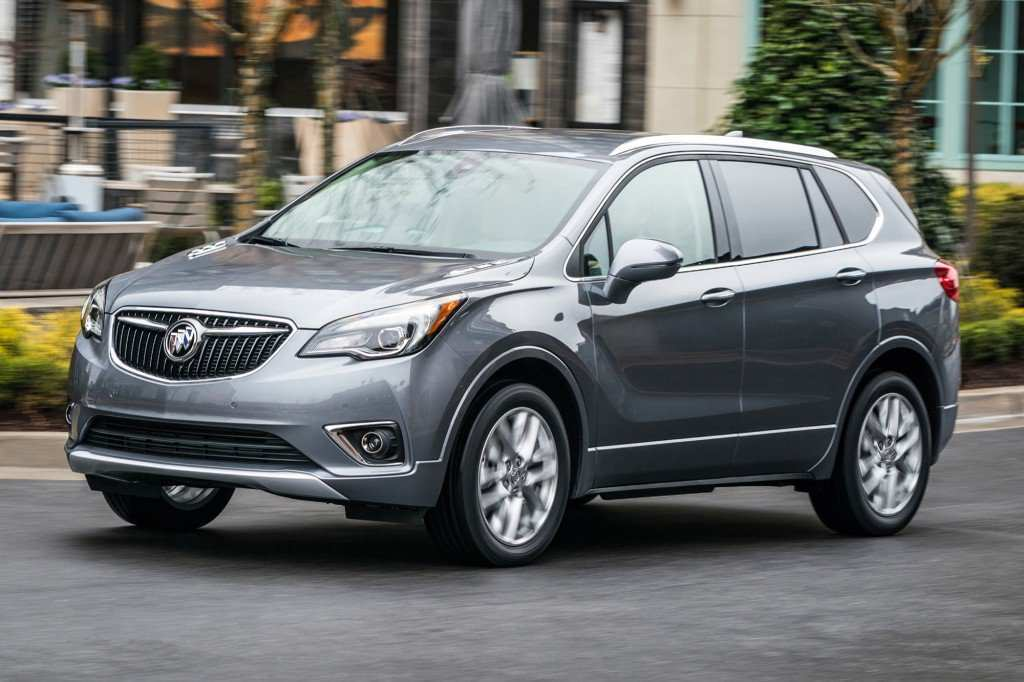 88 Gallery of 2020 Buick Envision Changes Performance and New Engine for 2020 Buick Envision Changes
