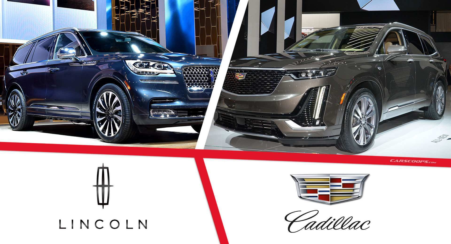 88 Gallery of 2020 Lincoln Aviator Vs Cadillac Xt6 Picture for 2020 Lincoln Aviator Vs Cadillac Xt6