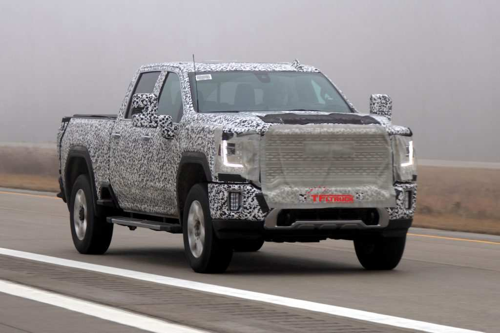 88 Gallery of Gmc Sierra Denali Hd 2020 Redesign and Concept with Gmc Sierra Denali Hd 2020