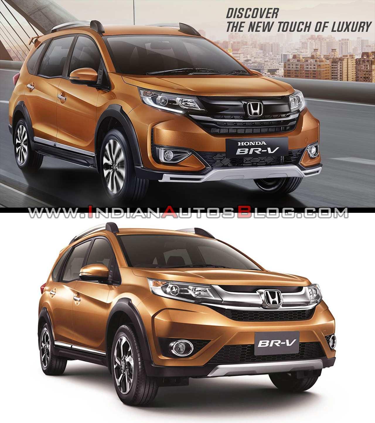 88 Gallery of Honda Brv Facelift 2020 Ratings for Honda Brv Facelift 2020