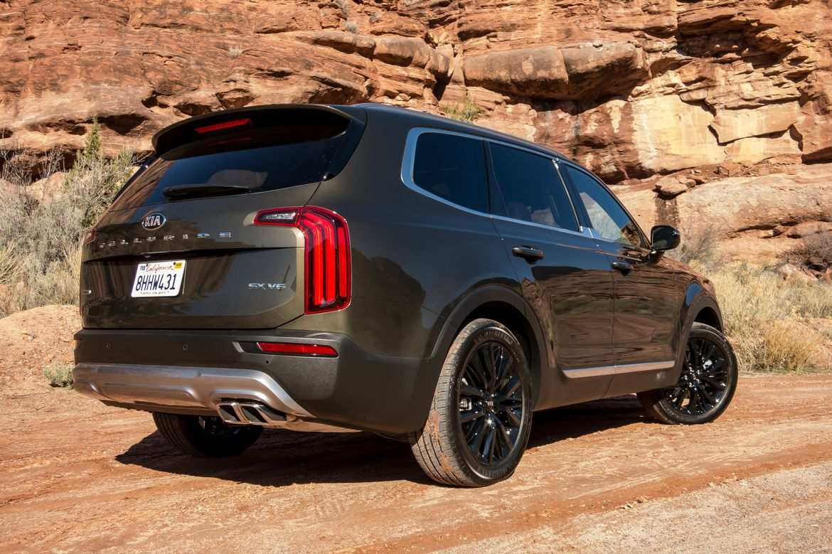 88 Gallery of Kia Telluride 2020 Redesign for Kia Telluride 2020