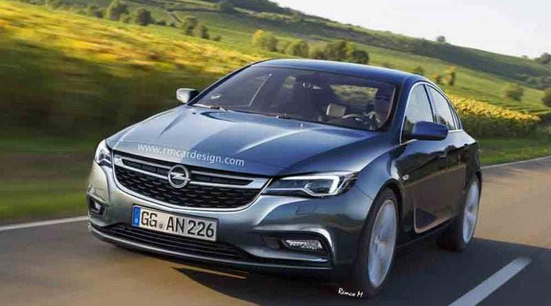 88 Gallery of Opel Astra Sedan 2020 Redesign for Opel Astra Sedan 2020