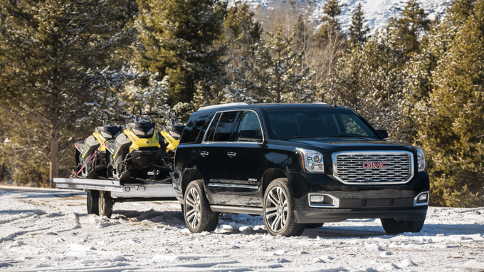 88 Great Release Date For 2020 Gmc Yukon Redesign and Concept by Release Date For 2020 Gmc Yukon
