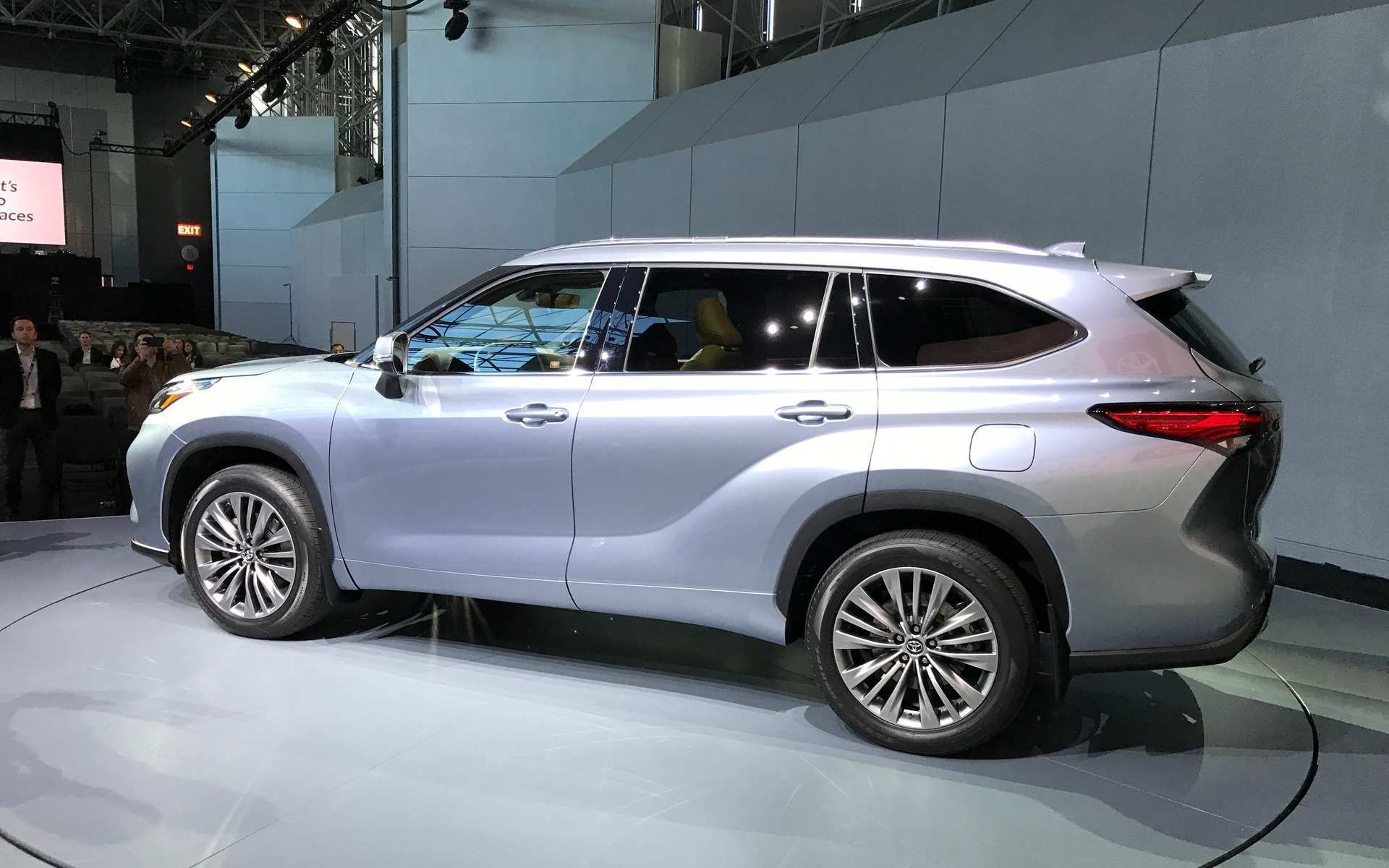 88 Great Toyota Kluger Hybrid 2020 Specs with Toyota Kluger Hybrid 2020