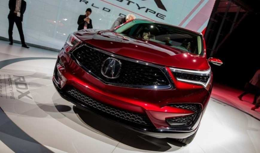 88 New Acura Rdx 2020 Release Date First Drive by Acura Rdx 2020 Release Date