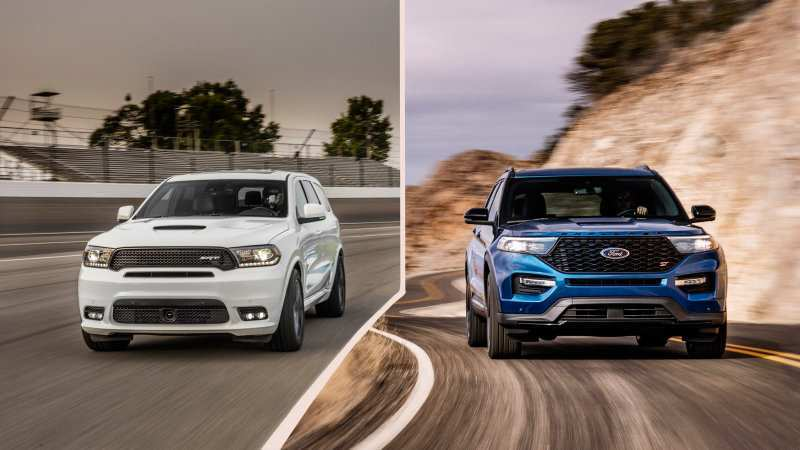 88 New Dodge Full Size Suv 2020 Specs and Review by Dodge Full Size Suv 2020