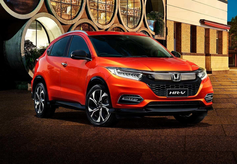 88 New Honda Hrv 2020 Australia Redesign by Honda Hrv 2020 Australia