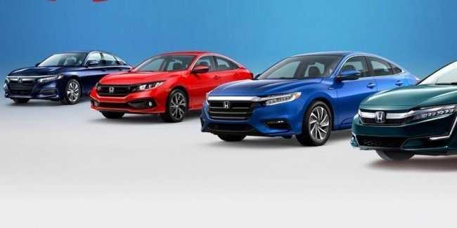 88 New Honda Lineup 2020 Model for Honda Lineup 2020
