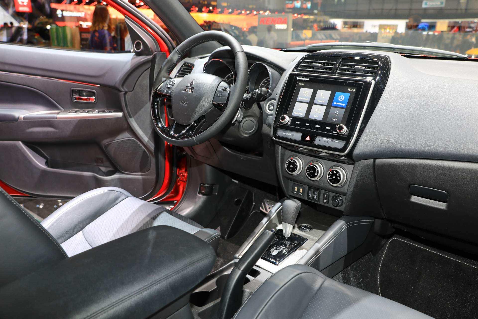 88 New Mitsubishi Outlander 2020 Interior Specs for Mitsubishi Outlander 2020 Interior