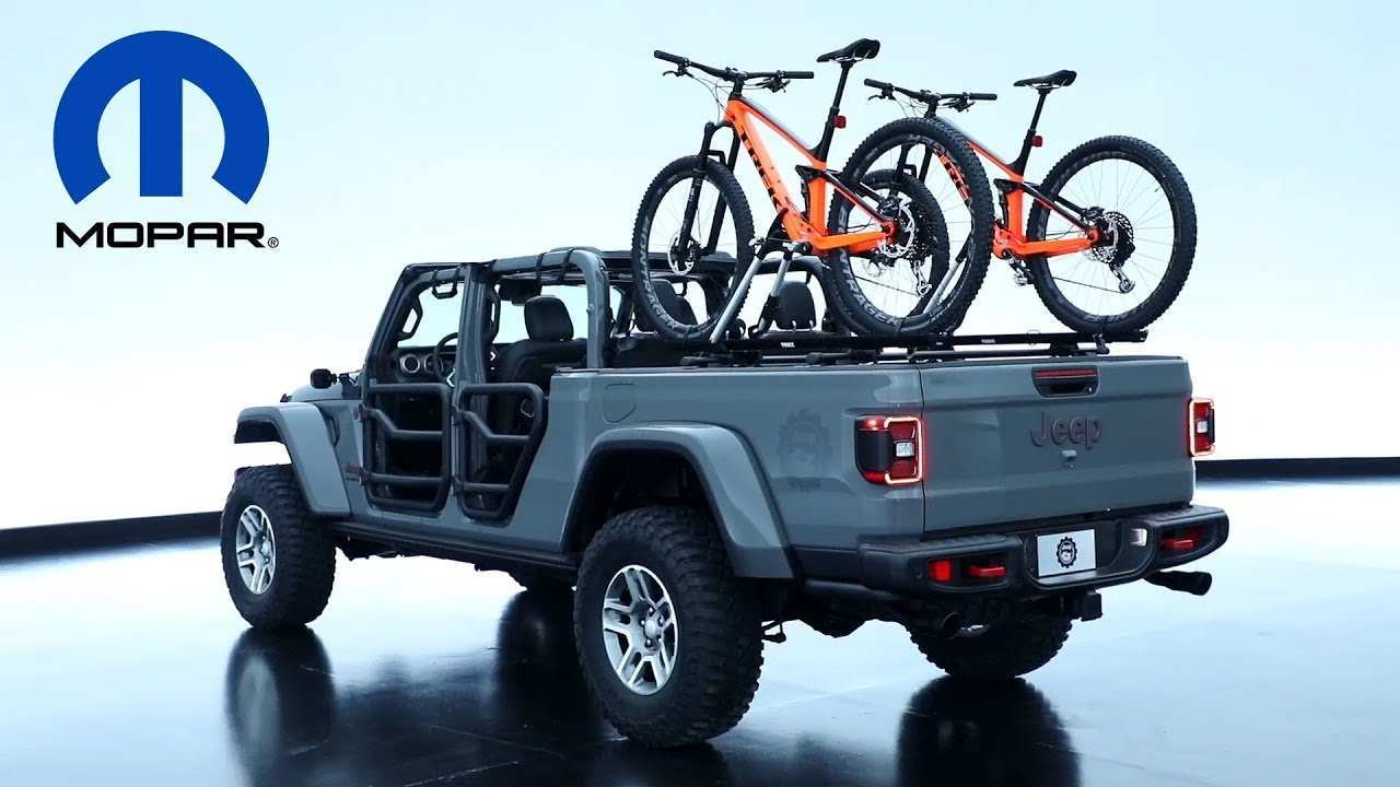 88 The 2020 Jeep Gladiator Accessories Specs with 2020 Jeep Gladiator Accessories