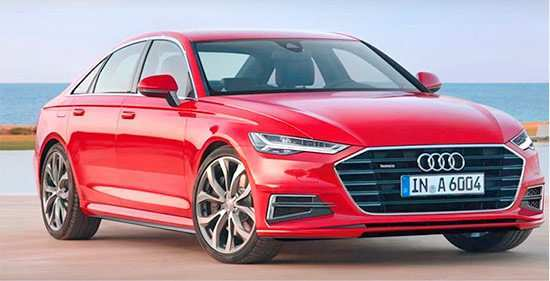 88 The Audi A6 2020 Images with Audi A6 2020