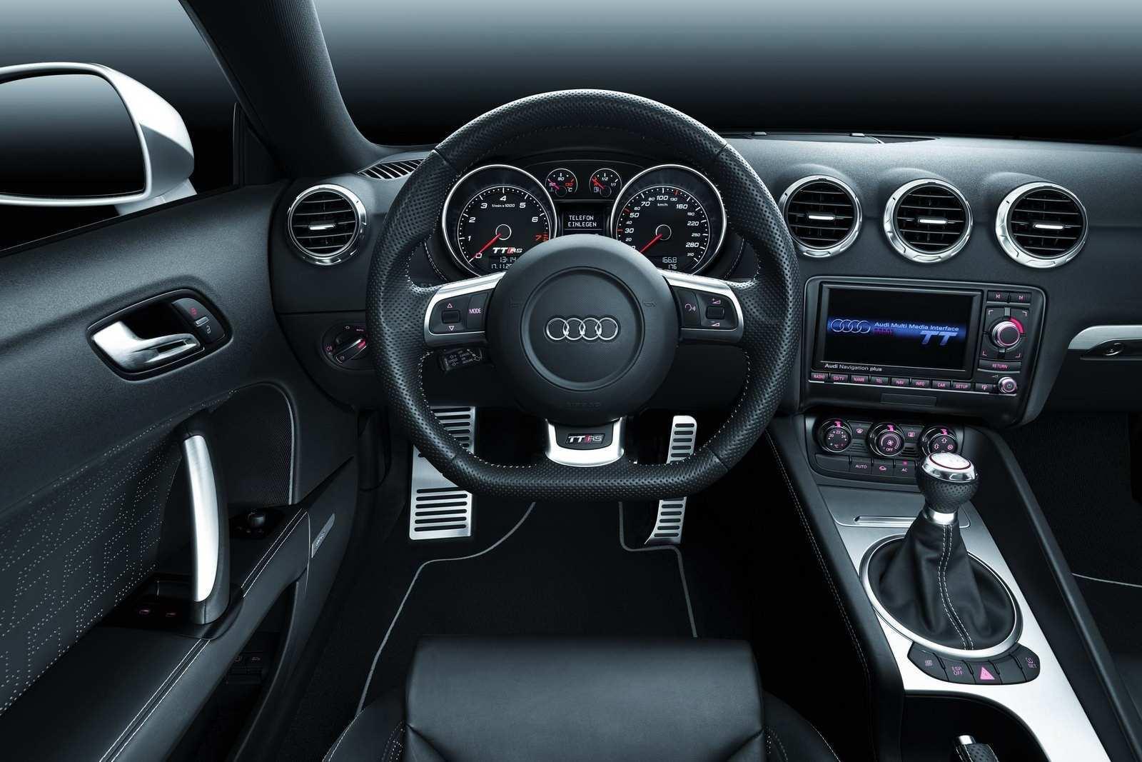 88 The Audi Tt 2020 Interior Research New for Audi Tt 2020 Interior