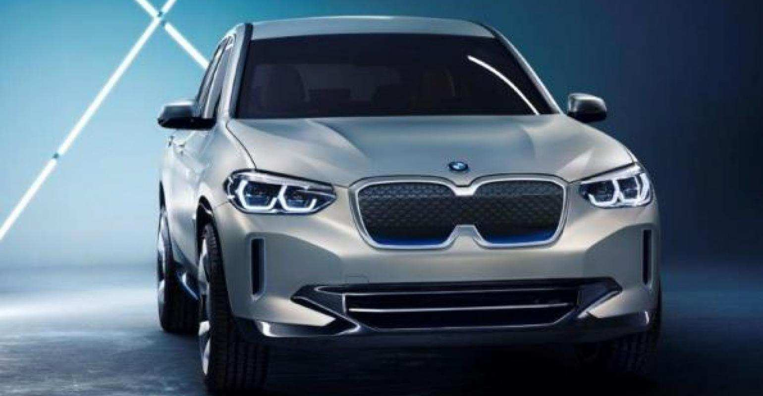 88 The BMW New Electric Car 2020 Wallpaper with BMW New Electric Car 2020