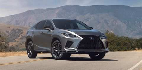 88 The Lexus Rx Update 2020 Pricing for Lexus Rx Update 2020