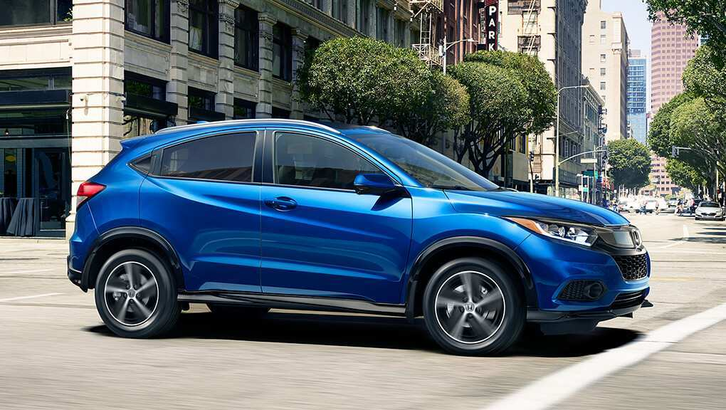 89 All New 2020 Honda Hrv Youtube Redesign and Concept with 2020 Honda Hrv Youtube