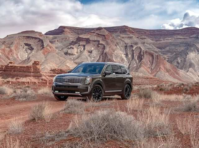 89 All New 2020 Kia Telluride Brochure Pdf New Review with 2020 Kia Telluride Brochure Pdf