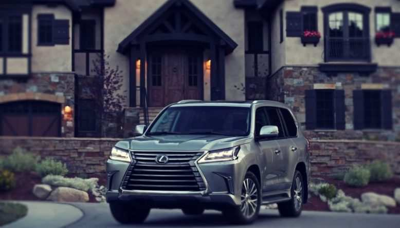 89 All New 2020 Lexus Lx 570 Hybrid Exterior with 2020 Lexus Lx 570 Hybrid