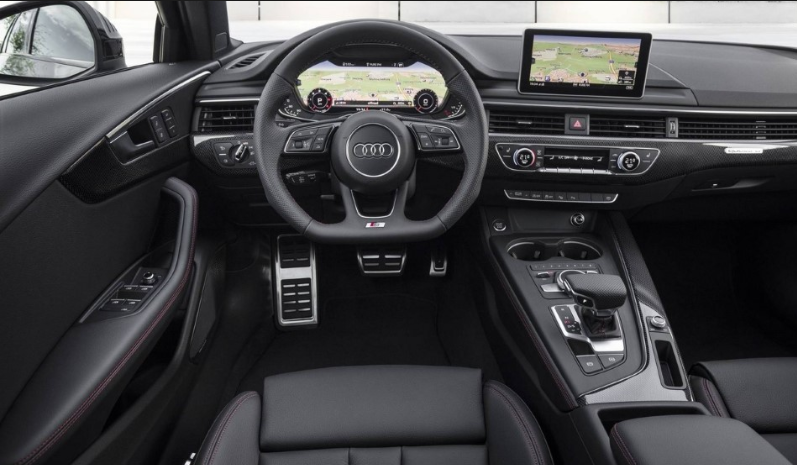 89 All New New Audi A4 2020 Interior Exterior with New Audi A4 2020 Interior