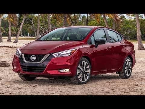 89 All New Nissan Versa 2020 Brasil Rumors by Nissan Versa 2020 Brasil