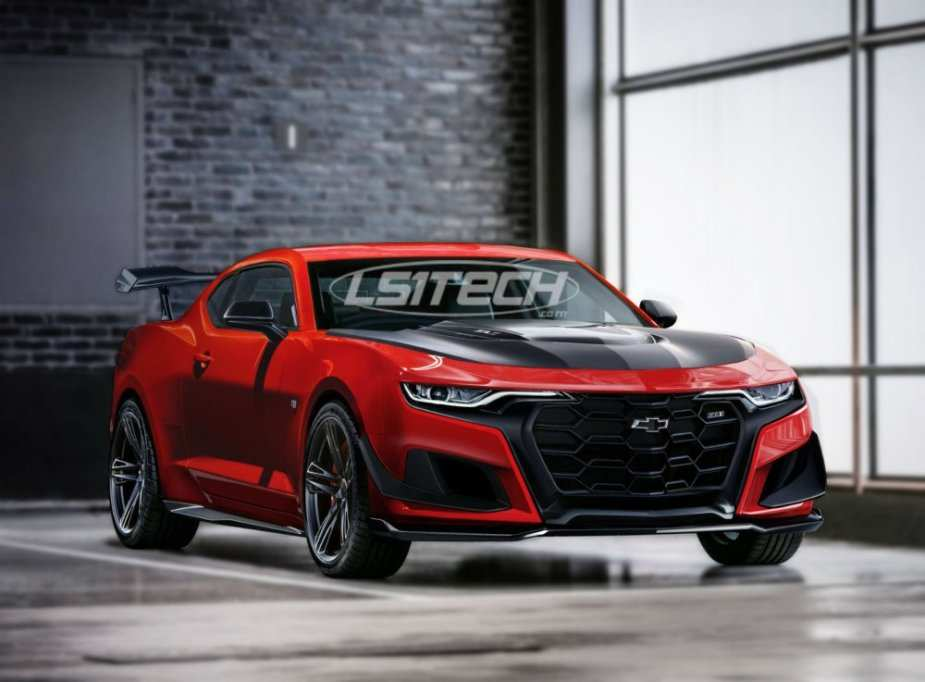 89 Best Review 2020 Chevrolet Camaro Zl1 1Le Images for 2020 Chevrolet Camaro Zl1 1Le
