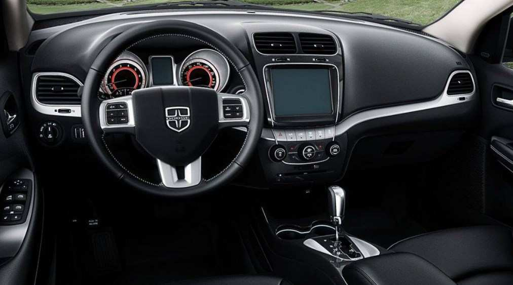 89 Best Review 2020 Dodge Journey Interior Configurations by 2020 Dodge Journey Interior