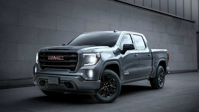 89 Best Review 2020 Gmc Sierra Interior Interior for 2020 Gmc Sierra Interior