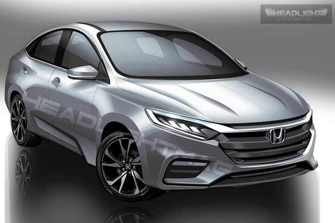 89 Best Review Honda City Next Generation 2020 Rumors by Honda City Next Generation 2020