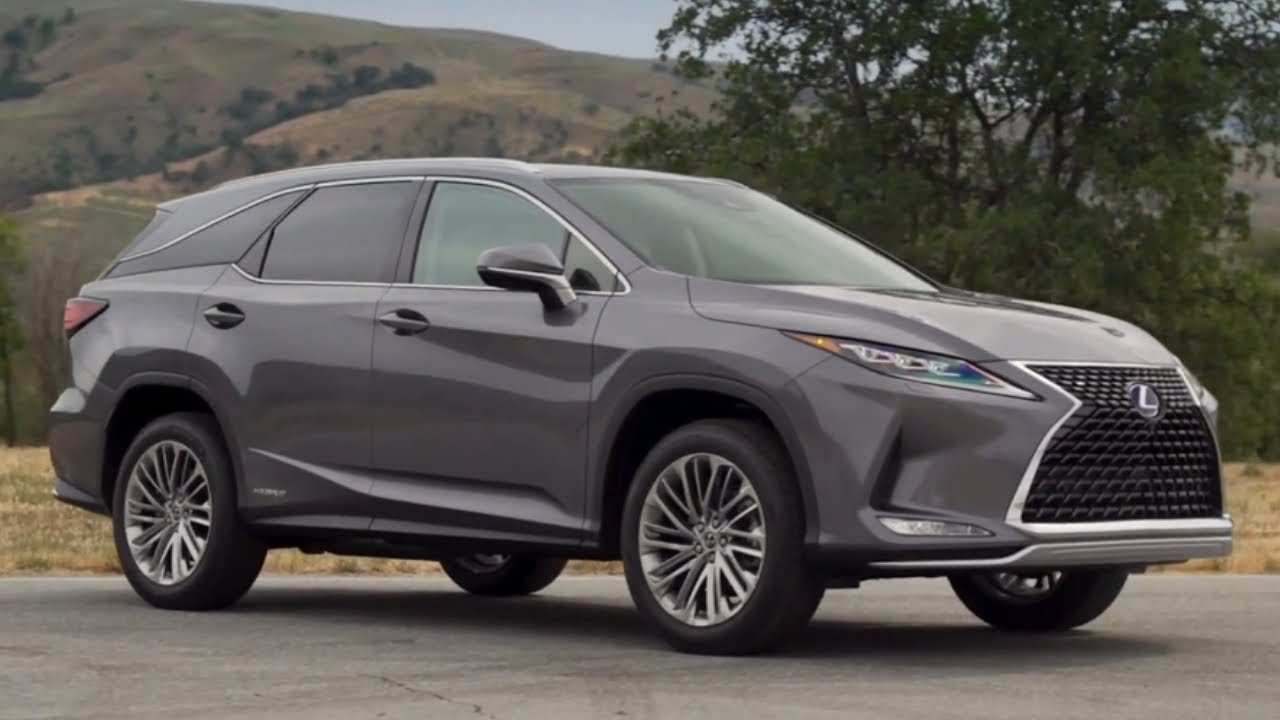 89 Best Review Lexus Suv Rx 2020 Picture with Lexus Suv Rx 2020