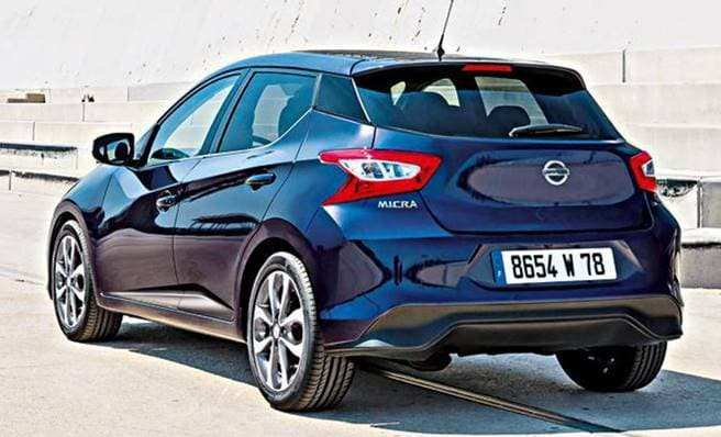 89 Best Review Nissan March 2020 Brasil Picture with Nissan March 2020 Brasil