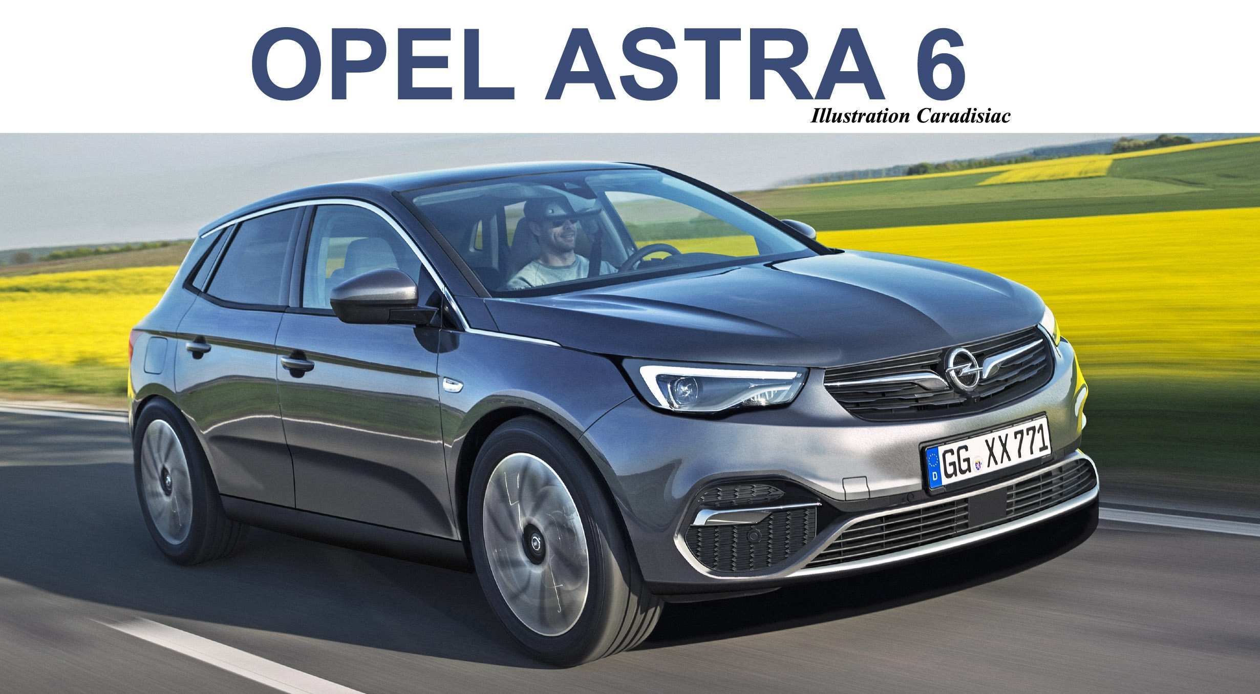89 Best Review Opel Astra K 2020 Redesign and Concept with Opel Astra K 2020