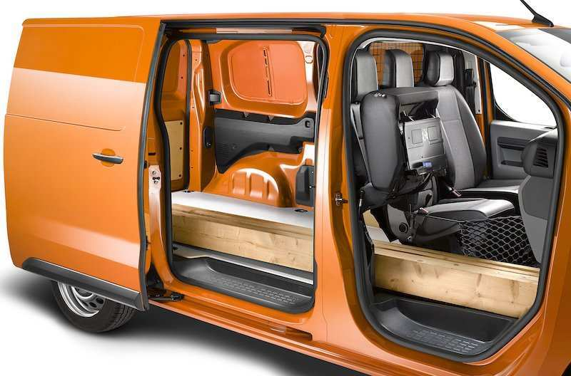 89 Best Review Opel Vivaro Elektro 2020 Concept with Opel Vivaro Elektro 2020