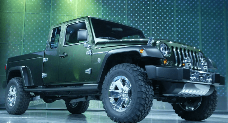 89 Concept of 2020 Jeep Gladiator Release Date Model by 2020 Jeep Gladiator Release Date
