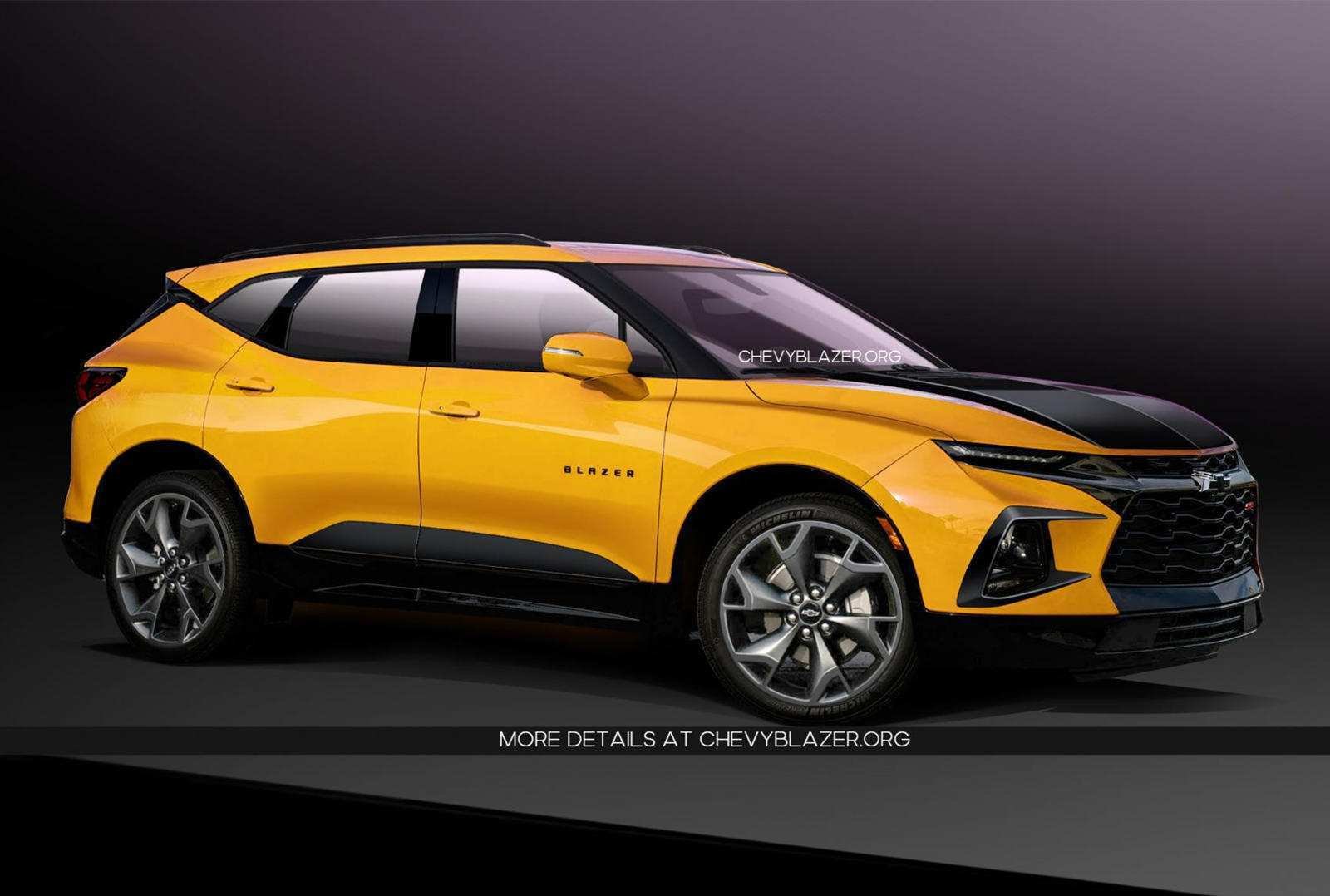 89 Concept of Chevrolet Trailblazer Ss 2020 Wallpaper with Chevrolet Trailblazer Ss 2020