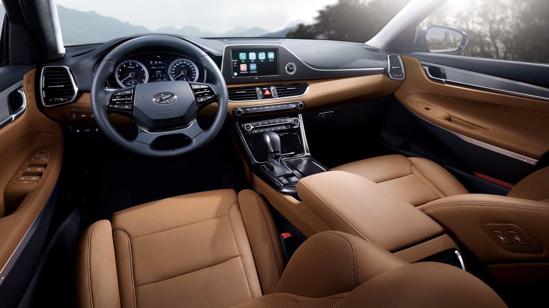 89 Concept of Hyundai Grandeur 2020 Images with Hyundai Grandeur 2020