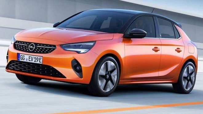 89 Concept of Opel En 2020 Exterior and Interior with Opel En 2020