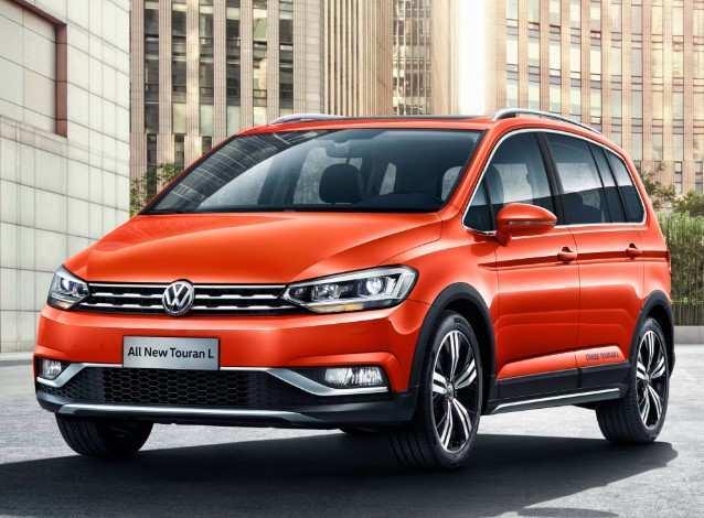 89 Concept of Volkswagen Touran 2020 Release with Volkswagen Touran 2020