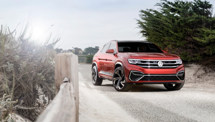 89 Gallery of 2020 Volkswagen Atlas Release Date Spy Shoot for 2020 Volkswagen Atlas Release Date
