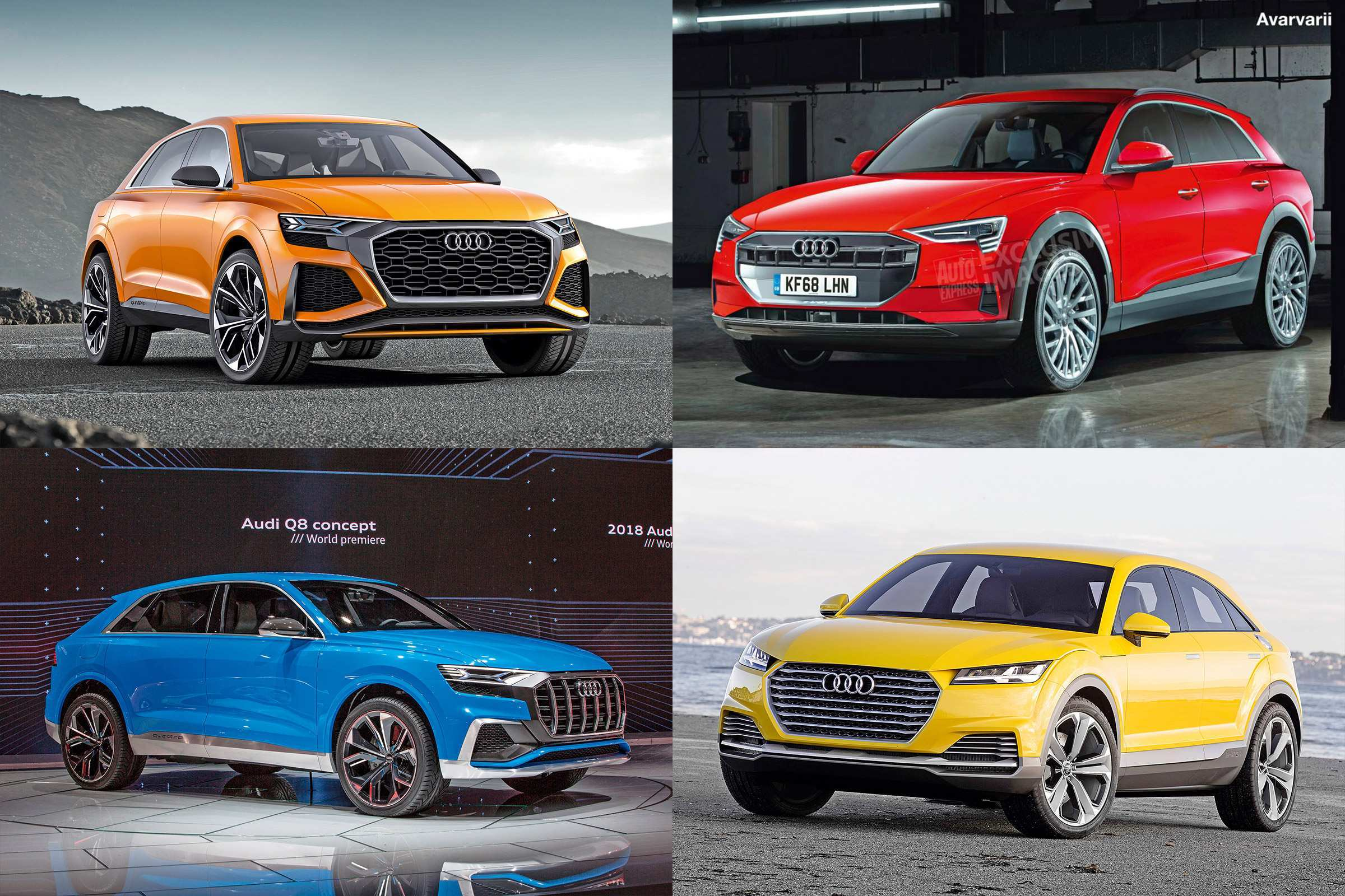 89 Gallery of Audi New Models 2020 Rumors by Audi New Models 2020
