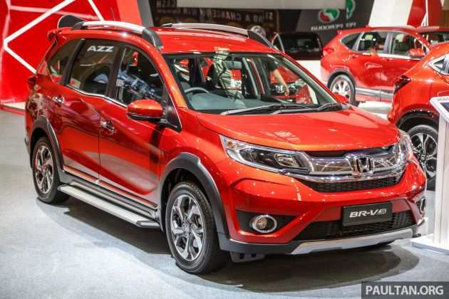 89 Gallery of Honda Brv Facelift 2020 Price and Review by Honda Brv Facelift 2020