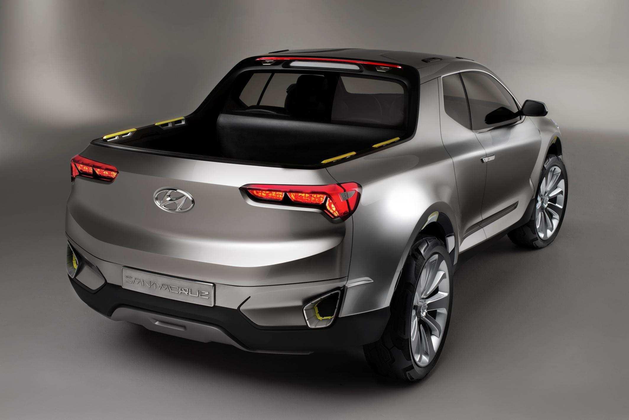 89 Gallery of Hyundai Pickup 2020 New Concept by Hyundai Pickup 2020