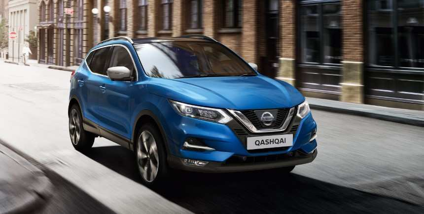 89 Gallery of Nissan Qashqai 2020 Release Date Configurations with Nissan Qashqai 2020 Release Date