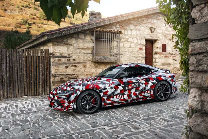 89 Gallery of Who Bought The 2020 Toyota Supra At Barrett Jackson Spy Shoot with Who Bought The 2020 Toyota Supra At Barrett Jackson