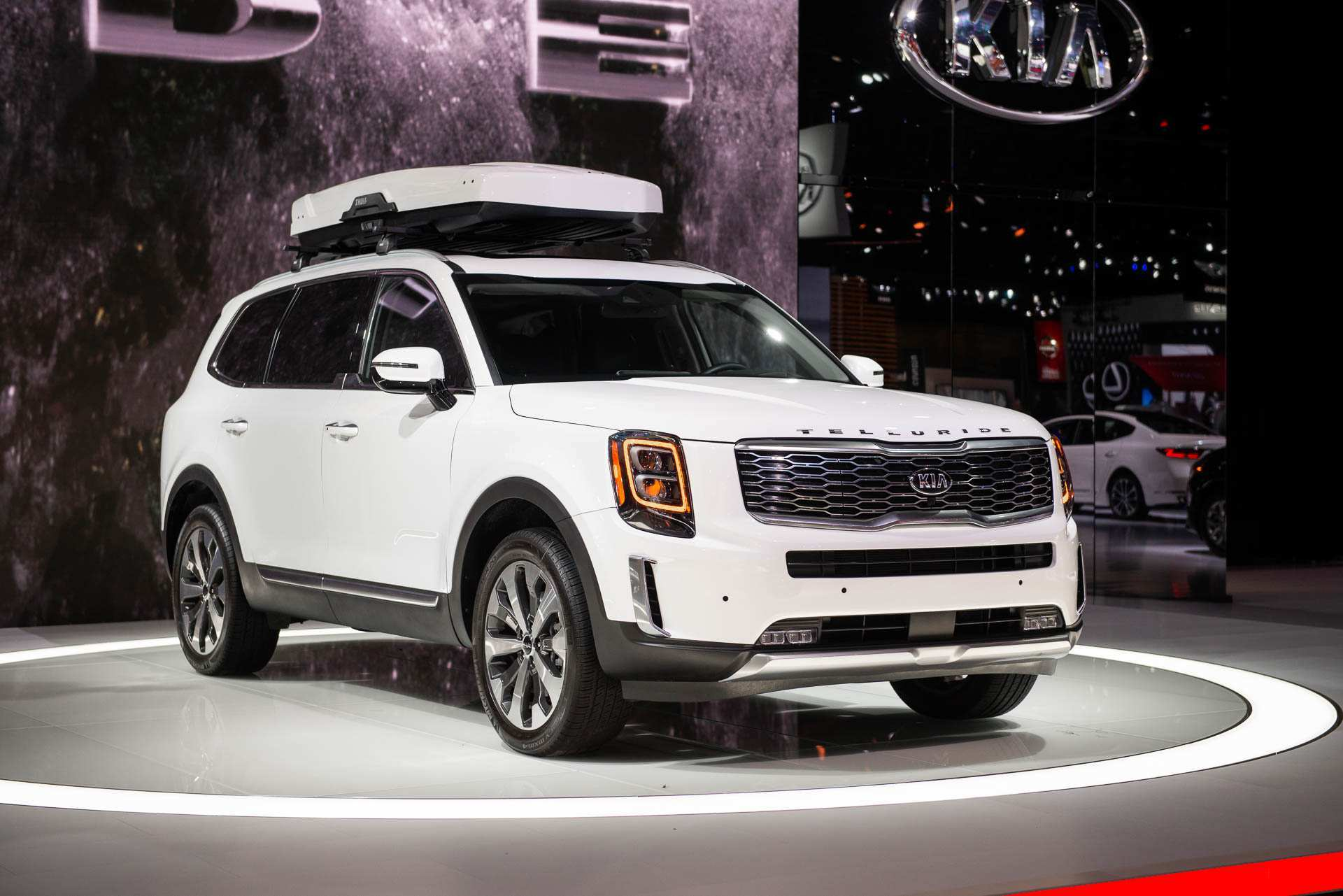 89 New Kia Telluride 2020 Review by Kia Telluride 2020