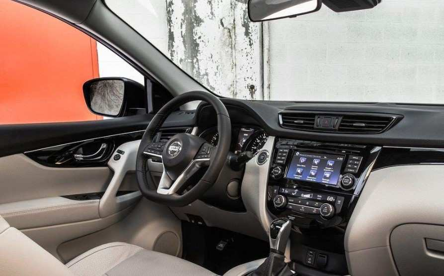 89 New Nissan Rogue 2020 Interior Photos for Nissan Rogue 2020 Interior