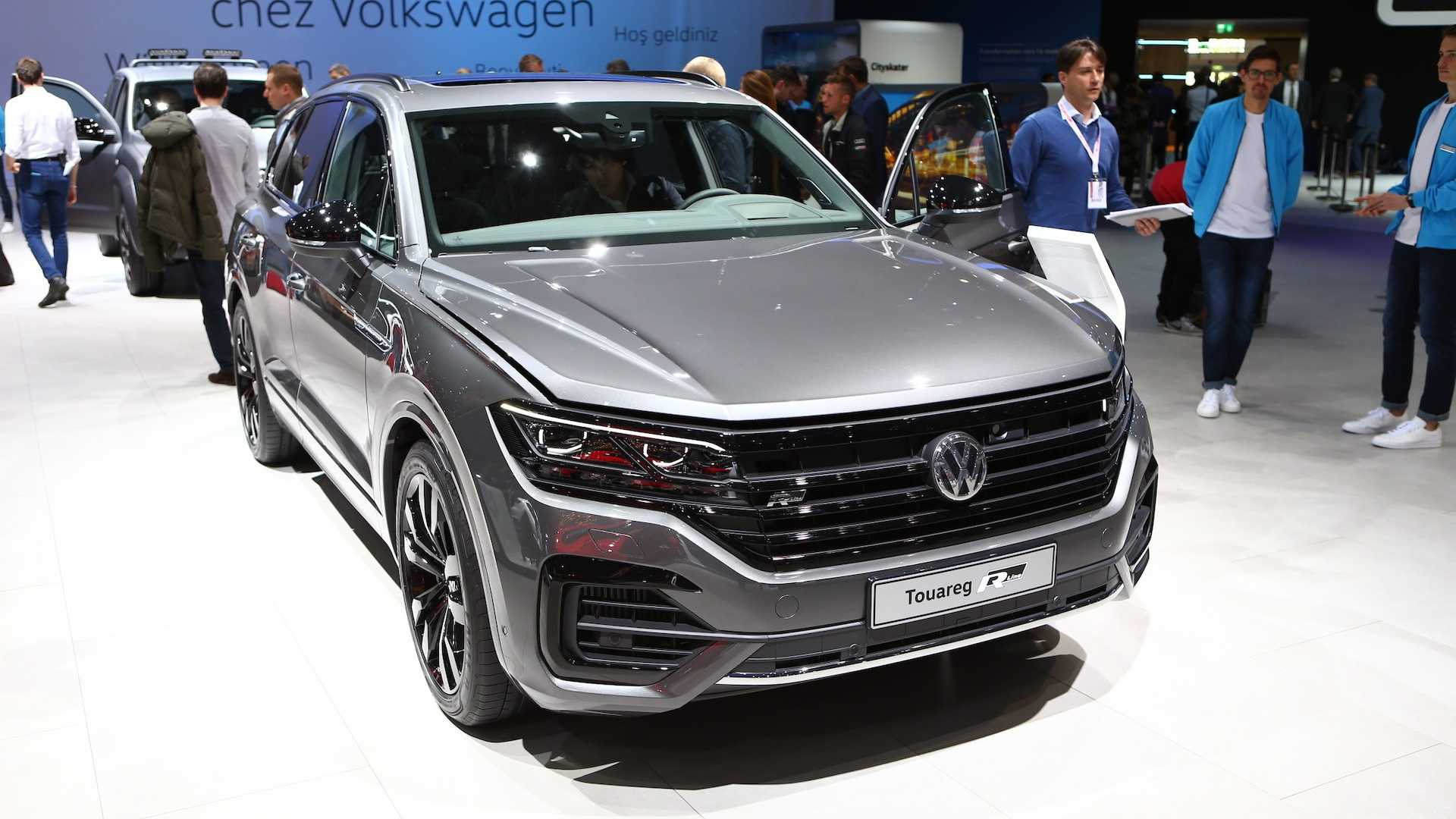 89 New Volkswagen Touareg 2020 Performance for Volkswagen Touareg 2020